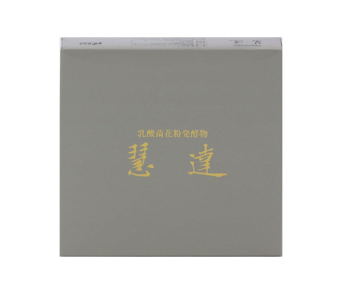 慧達 (えたつ) 乳酸菌花粉発酵物 (10ml×6本 約1か月用) B0794VT23Y