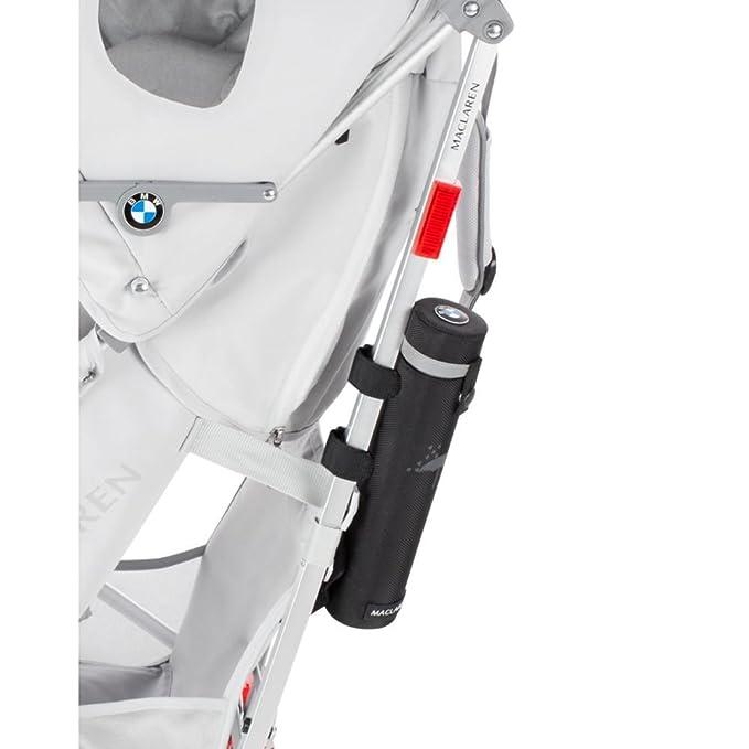 Maclaren BMW - Paraguas con caja de almacenaje, color negro: Amazon.es: Bebé