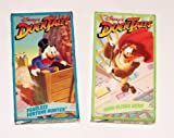 DuckTales Video Collection - High-flying Hero & Fearless Fortune Hunter (2 Pack)