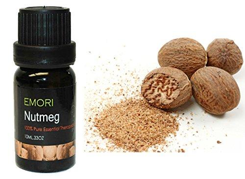 Nutmeg - 100% Pure Therapeutic Grade Essential Oil 10ML