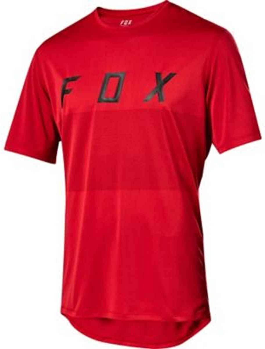 Men/'s FOX Cycling Jersey Mountain Bike MTB Racing Motocross Short Sleeve Tops