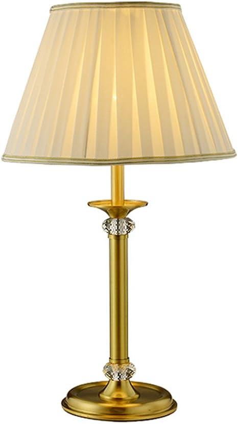 Lampada da tavolo in rame dorato lampada da tavolo in
