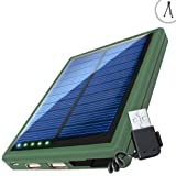 ReVIVE Solar ReStore SL 5000 USB Power Bank Portable External Backup Battery Charger