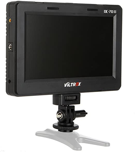 Viltrox DC-70PRO 4K 7 IPS HD Pro Camera Video Monitor HDMI SDI AV Input Display 1920x1200 for Canon Nikon Sony DSLR