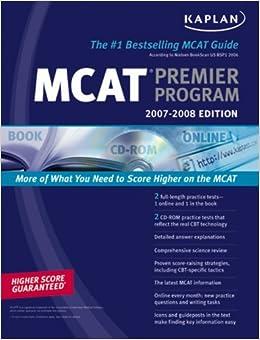 >DOCX> Kaplan MCAT 2007-2008 Premier Program (w/ CD-ROM) (Kaplan MCAT Premier Program (W/CD)). fortuna Trager travels facilita strong Slide Summit Theater