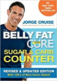 The Belly Fat Cure Sugar & Carb Counter: Revised