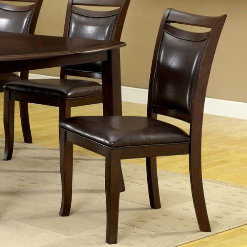 247SHOPATHOME dining-chairs, Brown