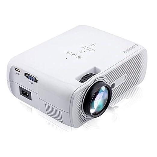 Cassiel Y Proyector, Mini proyector, proyector de Video ...