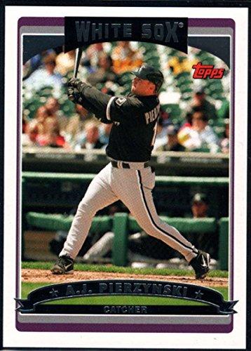 Aj Pierzynski White Sox - 3