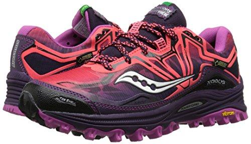 Saucony Women's Xodus 6.0 GTX Trail Running Shoe
