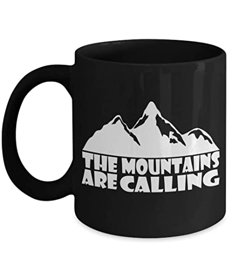 Amazon The Mountains Are Calling