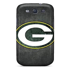 New Premium Flip Case Cover Green Bay Packers 6 Skin Case For Galaxy S3