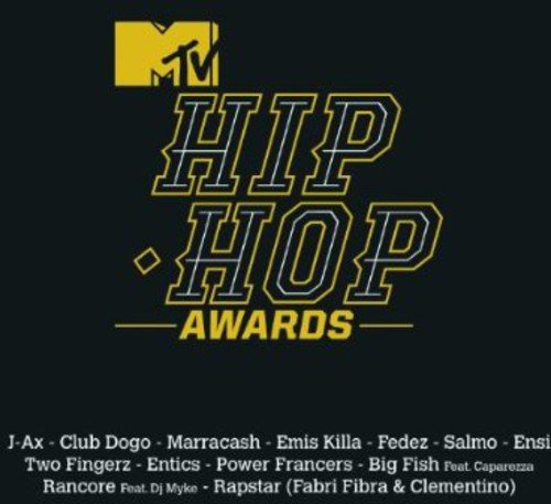 CD : VARIOUS ARTISTS - Mtv Hip Hop Awards (Germany - Import)