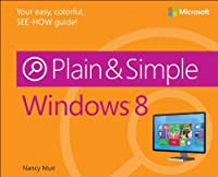 Windows 8 Plain & Simple Front Cover