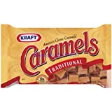 Kraft Traditional Caramels 14 oz