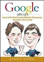 Google Speaks Front Cover
