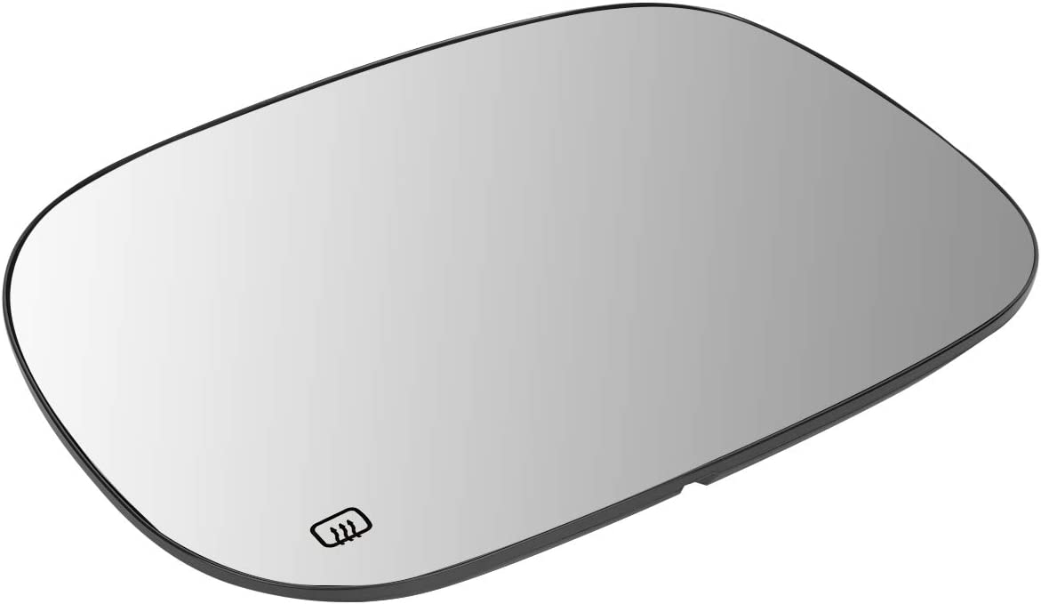 5086220AA OE Style Passenger/Right Side Mirror Glass Lens w/Heated ...