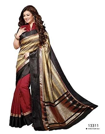 Jay Sarees bollywood Exclusive Designer Party Wear Silk Sarees