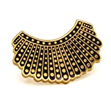 Dissent Collar Pin - 24k Gold Plated