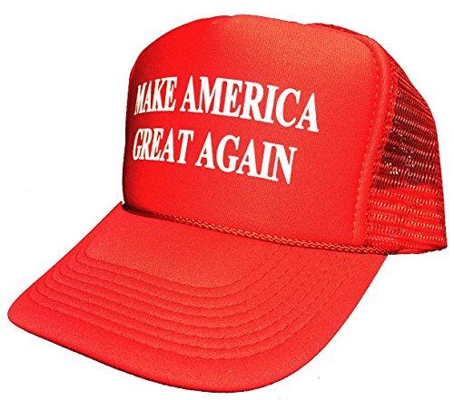 Amazon.com  Oliasports Generic Make America Great Again Trump 2016  Unisex-Adult Adjustable Hat Red 579c2e4a351