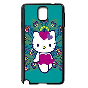 Hello Kitty Samsung Galaxy Note 3 Cell Phone Case Black Phone cover J9715268