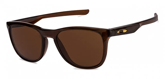 fb42cc5287 Image Unavailable. Image not available for. Colour  Oakley TRILLBE™ X OO9340-06  Polished Brown Wayfarer Sunglass for Men Women