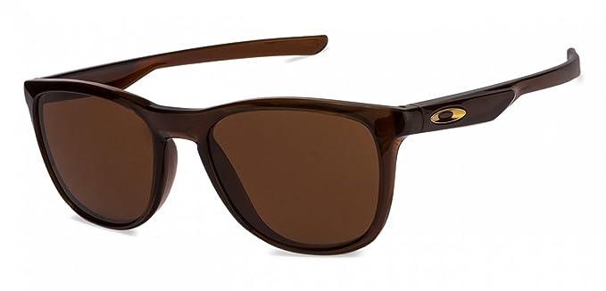 326cf6be2c6be2 Oakley TRILLBE™ X OO9340-06 Polished Brown Wayfarer Sunglass for Men Women