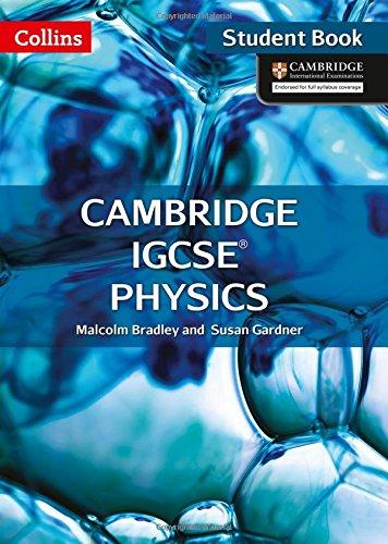 Cambridge IGCSE® Physics: Student Book (Collins Cambridge IGCSE ®)