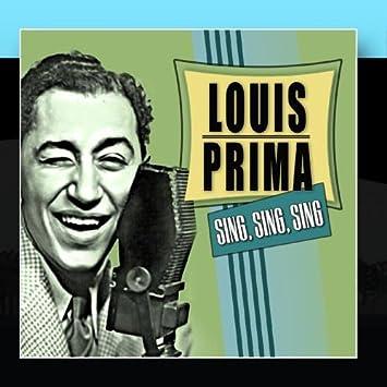 Louis Prima Sing Sing Sing Amazon Com Music