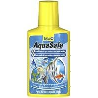 Tetra Aquasafe Water 50ml Tetra Para Peixes