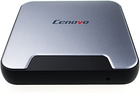 BoLv Cenovo Mini PCII Smart TV Box Windows 10 Intel Cherry Trail Z8300 RAM/ ROM 4/64GB BlueTooth 4.0 set-top box: Amazon.es: Electrónica