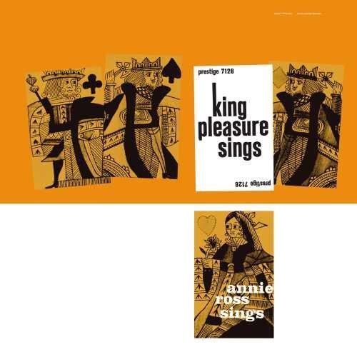 Vinilo : King Pleasure - Annie Ross - King Pleasure Sings / Annie Ross Sings (LP Vinyl)