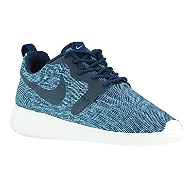 Blau Turnschuhe One Nike Jacquard Schuhe Sneaker Knit Herren