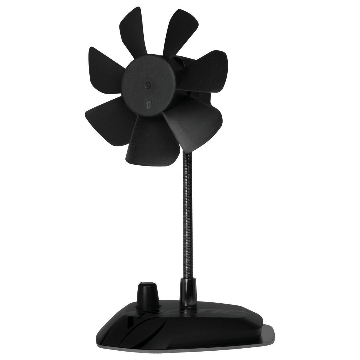 ARCTIC Breeze – USB Desktop Fan with Flexible Neck and Adjustable Fan Speed I Portable Desk Fan for Home, Office I Silent USB Fan I Fan Speed