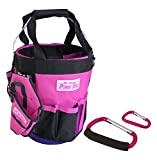 The Original Pink Box PBC22BUKTRING 20-Pocket Bucket Tool Pouch and ...