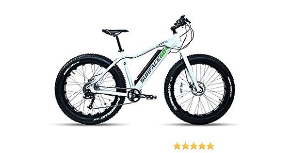 Electric Fat Bike >> Surface 604 Boar E350 Electric Fat Bike
