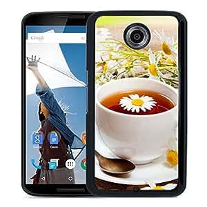 Tea Saucer Drink Spoon Mug Durable High Quality Google Nexus 6 Case