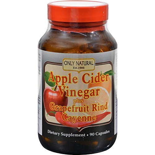 Only Natural Apple Cider Vinegar Plus