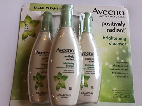 Aveeno Active Naturals Facial Cleanser