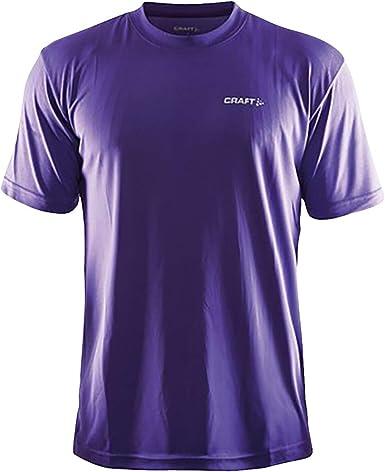 Craft - Camiseta de deporte Transpirable y ligera Modelo ...