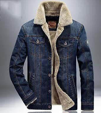 Amazon.com: Taylor Heart New design M-4XL men jacket and