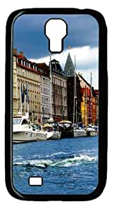 Cool Painting Samsung Galaxy I9500 Case,Copenhagen Polycarbonate Hard Case Back Cover for Samsung Galaxy S4/I9500