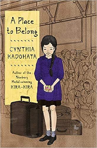 A Place to Belong: Kadohata, Cynthia, Kuo, Julia: 9781481446648: Amazon.com: Books