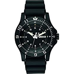 traser H3 Military P6600 Type 6 MIL-G Men's Watch | Rubber Strap 100325