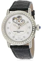Frederique Constant Double Heart Beat Automatic Ladies Watch FC-310DHB2PPV6