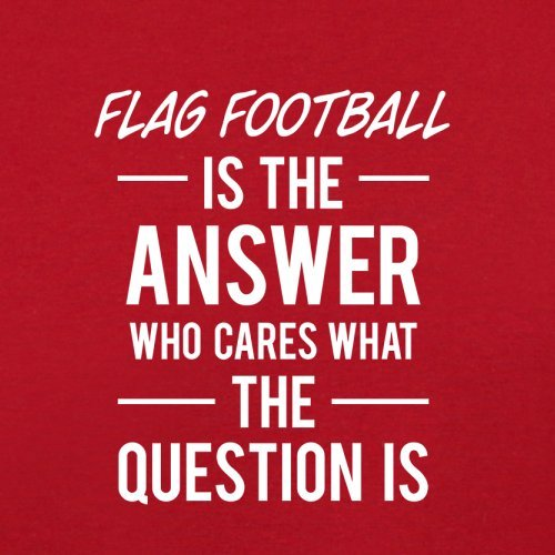 Answer Retro Flight Flag The Football Is Bag Red 6CtCqAwxI