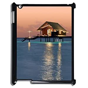 Beautiful Maldives Custom Cover Case with Hard Shell Protection for Ipad2,3,4 Case lxa#470770