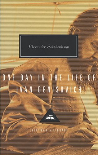 D0wnl0ad One Day in the Life of Ivan Denisovich (Everyman's Library) PPT