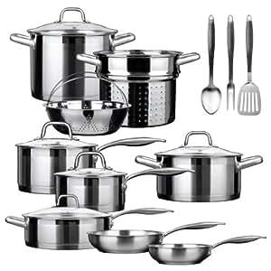 Secura SSIB-17 Induction Cookware Set