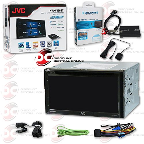 jvc touch screen car stereo - 6